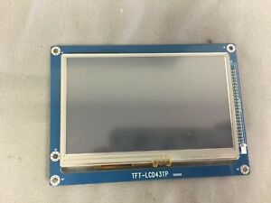 Tft Lcd Screen Tft lcd43tp 4 3 In Lcd Module Single Board Computers Used
