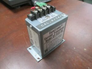 Scientific Columbus Exceltronic Current Transducer Ct 510 a4 Used
