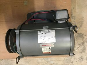U s Electric Motor 10hp 1755rpm D10p2b 230 460vac 3 phase Continuous R345b