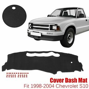 Dashmat Car Dash Board Cover Dashboard Mat Fit For 1998 2004 Chevrolet S10