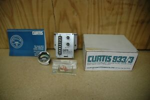 Curtis Electric Fork Lift Fuel Gauge Battery Controller Pn 933 3d