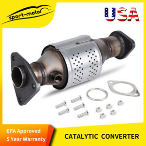 Catalytic Converter For 2005 2018 Nissan Pathfinder Xterra Frontier Nv1500 4 0l