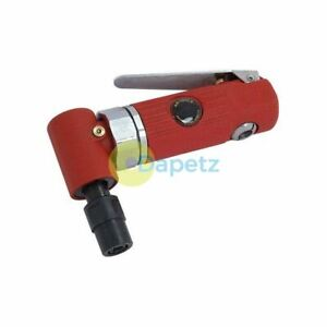 Heavy Duty 1 4 Right Angle Air Die Angle Grinder Cut Off Tool 3 Year Warranty