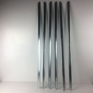 6 Genuine Oem Side To Side File Rails From Steelcase Lateral File Cabinet