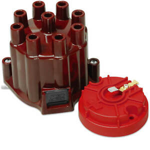 Msd 8442 Distributor Cap And Rotor Msd Gm V8 Points