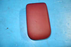 Jdm Honda Prelude Type S Bb6 Oem Red Center Console Arm Rest 1997 2001 4970