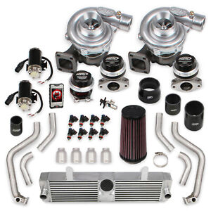 Sts Turbo Sts2007t Sts Turbo Remote Mount Twin Turbo System W Tuner