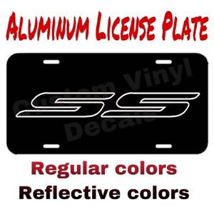 Aluminum License Plate Ss Many Colors Reflective Colors