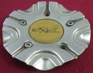 Exel Wheels Chrome Custom Wheel Center Cap S226cap