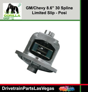 Eaton Type Premium 30 Spline Limited Slip Posi Gm 8 6 Gmc Chevy 1988 To 2013 Gm