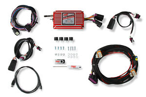 Msd 6014 Red Msd Ls Ignition Control Unit Adjustable
