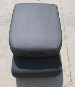 02 08 Dodge Ram Pickup Truck 1500 3500 Center Console Jump Seat Dual Storage