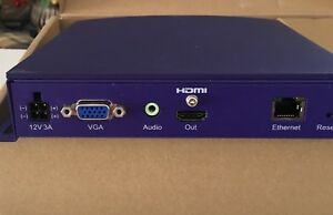 Brightsign Xd230 Streaming Digital Sign Player Never Used