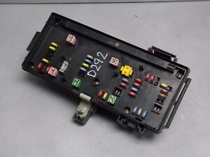 07 Dodge Ram Tipm Totally Integrated Power Module Fuse Box Block Bcm 04692118af