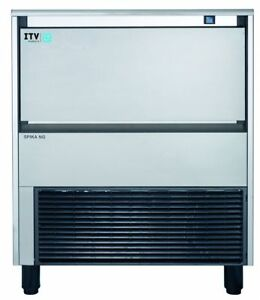 Itv Spika Ng 285 Lb Ice Maker Under Counter Air water Cooled W warranty