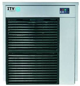 Itv Ice Queen Iq 300 Lb Modular Ice Flaker Air water Cooled W warranty