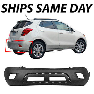 New Primered Rear Bumper Cover Replacement For 2013 2016 Buick Encore 13 16