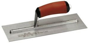 Marshalltown Mxs20d 4 X 20 Finishing Trowel With Curved Durasoft Handle