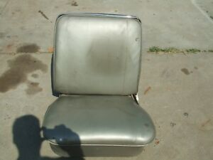 1960s Ford Fairlane Bucket Seat Drivers Side Seat Track Galaxie