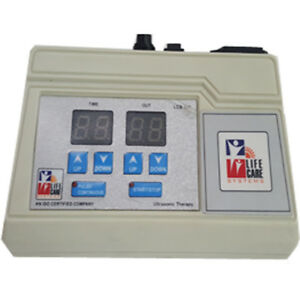 New Electrotherapy Physiotherapy Ultrasound Therapy Unit 1 Mhz Compact Amp01