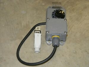 External Mount Thermostat Heat Controller For Val6 Epx And Mpx Val 6