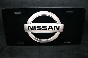 Nissan Metal Novelty License Plate Tag For Cars Printed License Plate