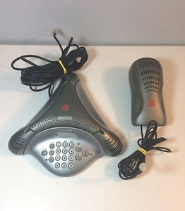 Polycom Voicestation 100 Analog Conference Speakerphone With Wall Power Module