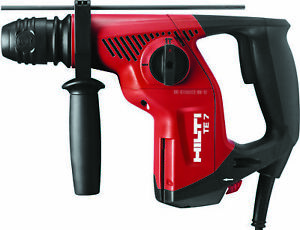 Hilti Te 7 Corded Rotary Hammer Drill Performance Package 3497792 New