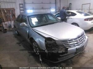 Driver Front Seat Bucket Opt Aq9 Air Bag Leather Fits 06 11 Dts 482613