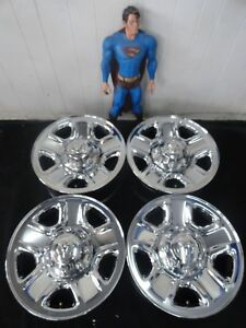 18 Dodge Ram 2500 3500 Pick Up 2014 2018 Steel Chrome Wheels Factory Rims 2473