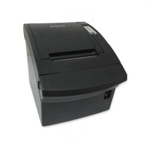 Bixolon Srp 350plus Pos Thermal Receipt Printer Usb serial W Auto cut