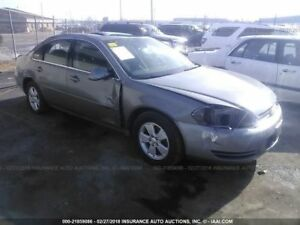 Passenger Front Seat Bucket Opt Ar9 Cloth Manual Fits 06 08 Impala 483339