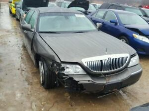 Passenger Front Seat 40 20 40 Leather Fits 03 Lincoln Town Car 477947