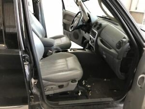 Passenger Front Seat Bucket Lhd Leather Electric Fits 07 Liberty 522250