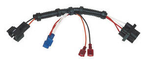 Msd 8876 Msd 6 To Gm Dual Connector Coil Harness