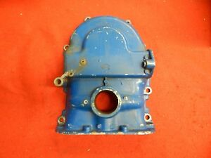 Used 65 66 67 68 69 70 71 Ford Mercury 352 390 427 428 Timing Cover c2az 6019 d