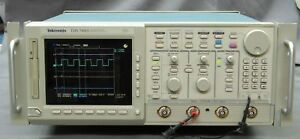 Tektronix Tds744a 500mhz 4 Channel Color Digital Scope Options Tested Good