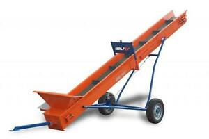 Balfor 18ft Firewood Conveyor With Hydraulic Drive