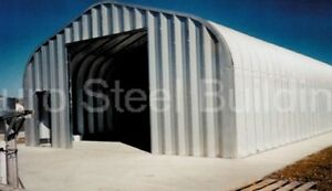 Durospan Steel 20x35x16 Metal Res Garage Camper Rv Boat Storage Building Direct