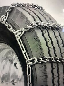 Heavy Duty Truck Tire Chains