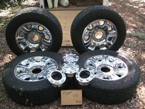 2016 F250 20 Tires And Rims