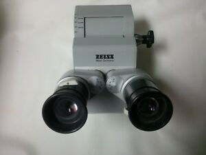 Carl Zeiss Optic Head 0 60 Surgical Microscope F 160 T 12 5 Miami
