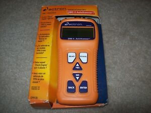 Actron Cp9135 Auto Scanner Diagnostic Obd Ii 2 Code Reader Scan Tool Up To 2004