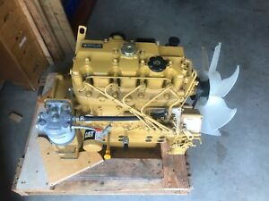 Perkins Caterpillar C1 6 35 5hp Diesel Crate Motor Engine