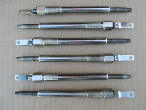 6 Glow Plugs For Ih International Td 6 Series 62 Td 9 Td 9b