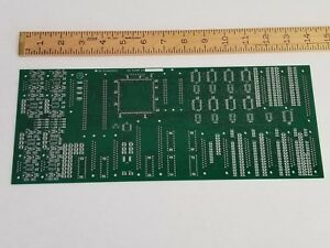 New Old Stock Vintage Eos Technologies Dio Planar Prototyping Circuit Board