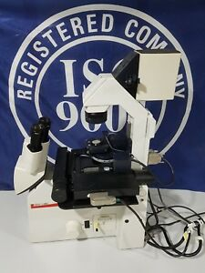 Leica Dm Ire2 Inverted Microscope W Objectives Dmire2
