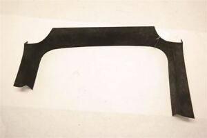 Left Rear Door Falcon Lower Trim Panel 1052333 04 g Fits 2017 Tesla Model X Oem