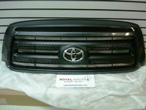 Toyota Tundra Rock Warrior Magnetic Gray 1g3 Painted Grille Genuine Oe Oem
