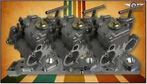 Bmw M20 6cyl Beltdrive Fajs Triple 45 Dcoe Weber Sidedraft Carburettor Kit
